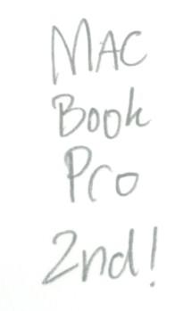 macbook pro 2nd