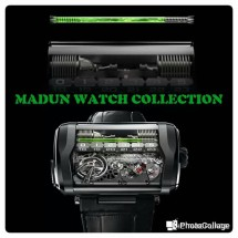 MADUN WATCH COLLECTION