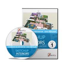 Pusat DVD 3D Arsitektur