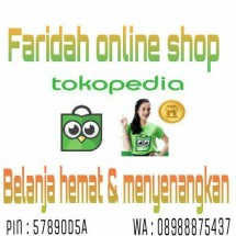 Faridah online shop