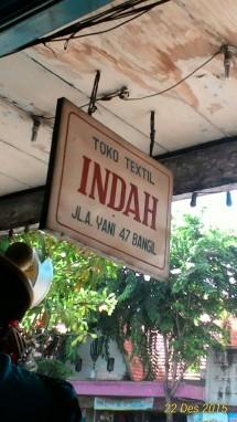Toko Indah Bangil