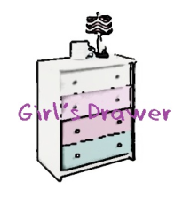 Girl's Drawer