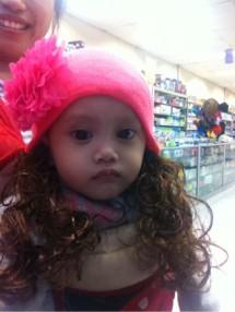 Carissa can shop