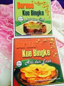 Sweet Pie dan Bingke