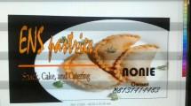 ENS pastries
