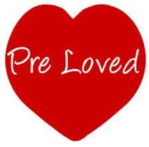 Preloved like new