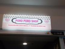 poro poro shop