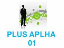 Plus Alpha 01