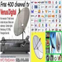 Parabola Satelit Venus