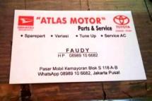 atlas motor faudy