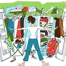 Mommy's Closet