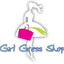 Girl Gress Shop