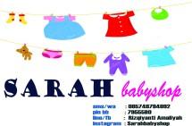 sarah baby shop