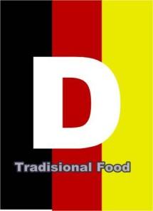 Dakuga Tradisional Food