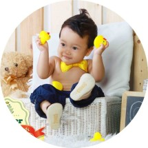 MiiKO Baby Shoes