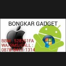 bongkar gadget