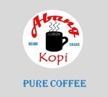 kopi gula merah