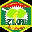 Pancake Durian Zikri