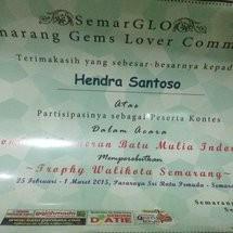 Semarang Gems Stone