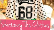 Shintaury The Clothes