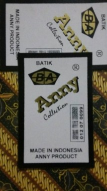 AA-KIM Batik Pekalongan