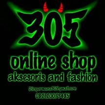 305 online shop