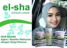 el-sha miracle cream