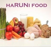 haRUNi food