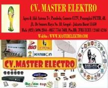 CV. MASTER ELECTRO