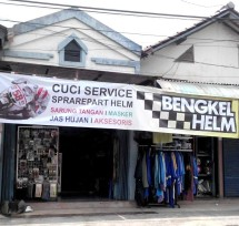 Bengkel Helm