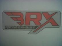 brx racing exhaust