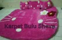 Karpet Bulu Sheva