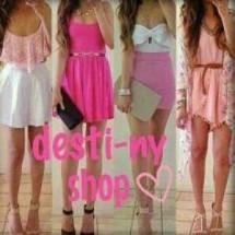 Desti~ny Shop