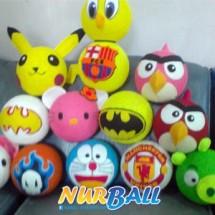 Nurball character Gift
