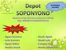DEPOT SOPONYONO
