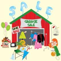 Tom's Garage Sale