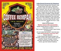 Coffee Rempah Berkhasiat