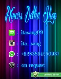 Niners Delkha Shop