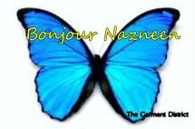 Bonjour Nazneen