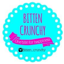 Bitten crunchy