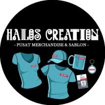 halos creation