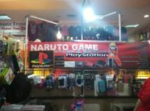 Naruto Game Shop