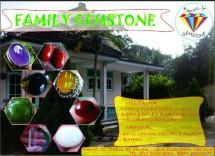 Family Gemstone Bangka