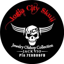 Jogja City Skull