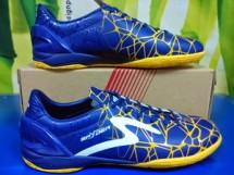 sepatu futsal specs blue