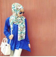 IFFA DRESS
