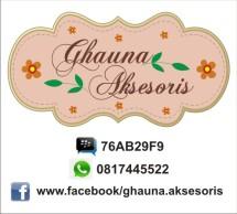 Ghauna Aksesoris