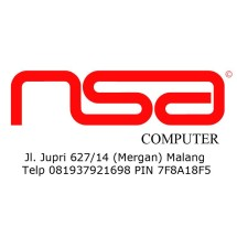 NSA COMPUTER Malang