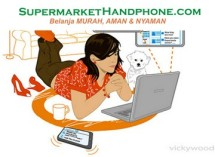 Supermarket Handphone
