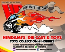 Hindami's Diecast & Toys